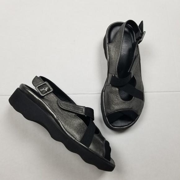 Thierry Rabotin Kayla Leather Sandals